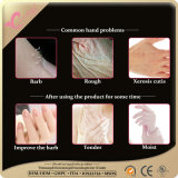 Os TERMAS da mão removem a pele inoperante dura que Whitening a máscara da casca