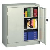 振動ドアの金属の家具の半分の高さのオフィスファイル食器棚