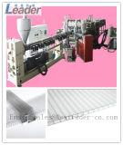 Hochentwickeltere Polycarbonat-Höhlung-Blattsun-Blatt-Strangpresßling-Zeile