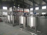 작은 수용량 300L/H 우유 가공 기계