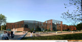 Centro de deportes prefabricado de la estructura de acero (KXD-SSB1458)