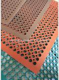 Olie-bewijs de Mat van de Drainage, RubberBroodjes die Mat vloeren