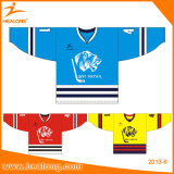 Plein de compression Healong Dye sublimé maillot de hockey de gros
