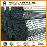 Pregalvanized y tubo de hierro galvanizado en caliente