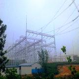 500 [كف] [بوور ترنسميسّيون] فولاذ أنابيب محطّة فرعيّة الهندسة المعماريّة