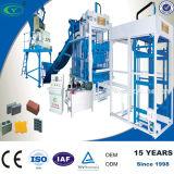 La tecnología Qt8-15 nueva máquina de fabricación de ladrillos de cemento Auto