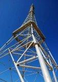 torretta di antenna di telecomunicazione del tubo d'acciaio 3leged