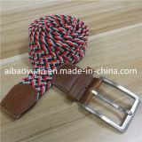 La mode dense sangle ceinture tressée de tricot