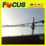 De Kraan van de Toren van de hoge Efficiency Qtz160, 10t Max Hoisting Capaciteit met Goedgekeurd Ce