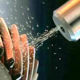 Granos de cristal de alta resistencia para arruinar