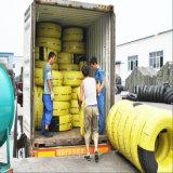 La double route fatigue les pneus radiaux de camion de 225/70r19.5 245/70r19.5 265/70r19.5 Tubless 19.5 pneus chinois