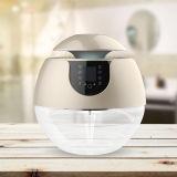 Purificateur d'air à eau Bluetooth LED à LED pour maison