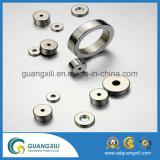 Forte potere magnetico di alta qualità N45 a magnete permanente