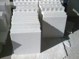 Mosaico de cristal y mármol blanco/mosaico de mármol/Hzx160306A/Thassos piedra blanca de baldosas y azulejos de mármol