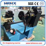 旋盤機能の機械をまっすぐにする自動油圧縁
