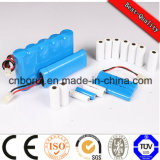 Lithium Battery Pack 2600mAh Rechargeable Li-Ion 3.7V 18650 Battery