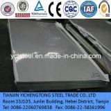 feuilles de l'acier inoxydable 316L avec le module en bois de cas