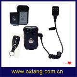 Камера поддержки камеры полиций ночного видения 1080P несенная телом миниая внешняя