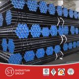 Sch40 Sch80 Std ASTM A106gr. B API Бесшовная труба
