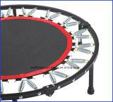 Piscina dobrável trampolim para adultos com pega