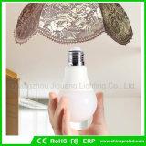 Beleuchtende Dimmable Hauptbirne A19 des LED-weichen Licht-120V E27 9W LED für uns