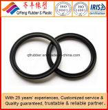 Kundenspezifischer Gummio-ring/Scheuerschutz für industrielles