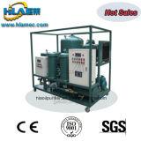 Filtragem de multiestágio Dsf resíduos de vácuo Dispositivo purificador de óleo vegetal