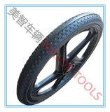 20インチの穿刺の証拠の自転車のタイヤPUの泡の車輪