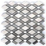 Mosaico della roccia granitica caolinizzata Per la parete