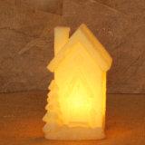 Candele decorative a forma di della Camera sveglia del commercio all'ingrosso della candela di natale LED