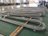 De Naadloze Buis van het Roestvrij staal van ASTM A312 TP304/316 voor Warmtewisselaar
