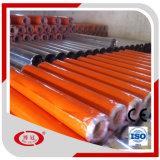 Membrana de impermeabilización del betún auto-adhesivo del HDPE para el subterráneo