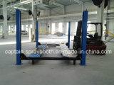 セリウムの標準5.5t自動4つのポストの駐車車の上昇