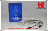 Faro del chip 4800lm LED del CREE Xhp50 dell'indicatore luminoso H1 dell'automobile del LED
