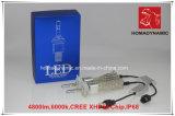 Linterna de la viruta 4800lm LED del CREE Xhp50 de la luz H1 del coche del LED