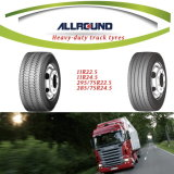 [ألّرووند] [لونغمرش] مثلث إشارة [295/75ر22.5] [تبر] إطار العجلة مقطورة إطار العجلة [رديل تير] شاحنة إطار العجلة