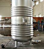 Récipient/réacteur de chauffage de vapeur