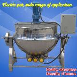 Tanque de acero inoxidable la inclinación de la Olla de electrodomésticos para la alimentación