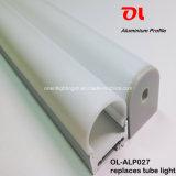 Surfacehanging 밀어남 알루미늄 단면도의 둘레에 양극 처리되는 LED