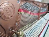 Fabricante de piano Piano VERTICAL E3-121 Teclado 88
