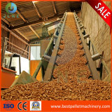 Ligne de production de pellets de paille Fabrication Ce approuvé