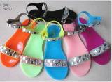 Poussoirs colorés de gelée de bascules électroniques de PVC confortables et biens (24CD1402)