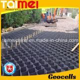 Цена Geocell HDPE используемое в строительстве дорог для предохранения от наклона