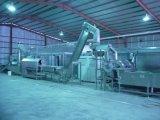 Auto linha de produção francesa linha das fritadas de produção francesa congelada das fritadas