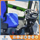 Barata de China pequeña cargadora de ruedas los neumáticos de barro con diversos accesorios