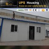 Especialmente casa prefabricada del panel de emparedado con los azulejos de la decoración del PVC