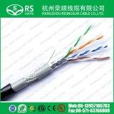 Haute qualité SFTP CAT5e de câble en vrac de plein air