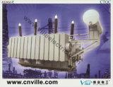 220kv Transformator Met geringe geluidssterkte van de Macht van de Transformator van de Transmissie van de macht/van de Distributie de Olie Ondergedompelde