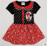 Nouveau produit à l'été de 2014, les enfants de l'Europe et les nations membres de la marque de commerce extérieur jupe d'enfants