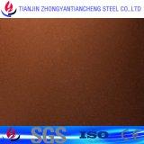 347H de koudgewalste Plaat van het Roestvrij staal in Roestvrij staal in Roze Gouden